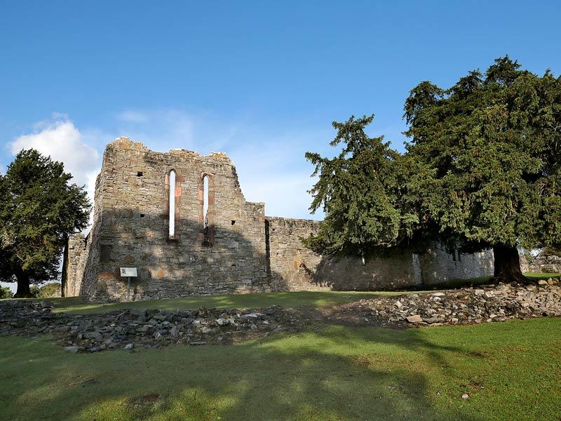 Inisfallen Monastery