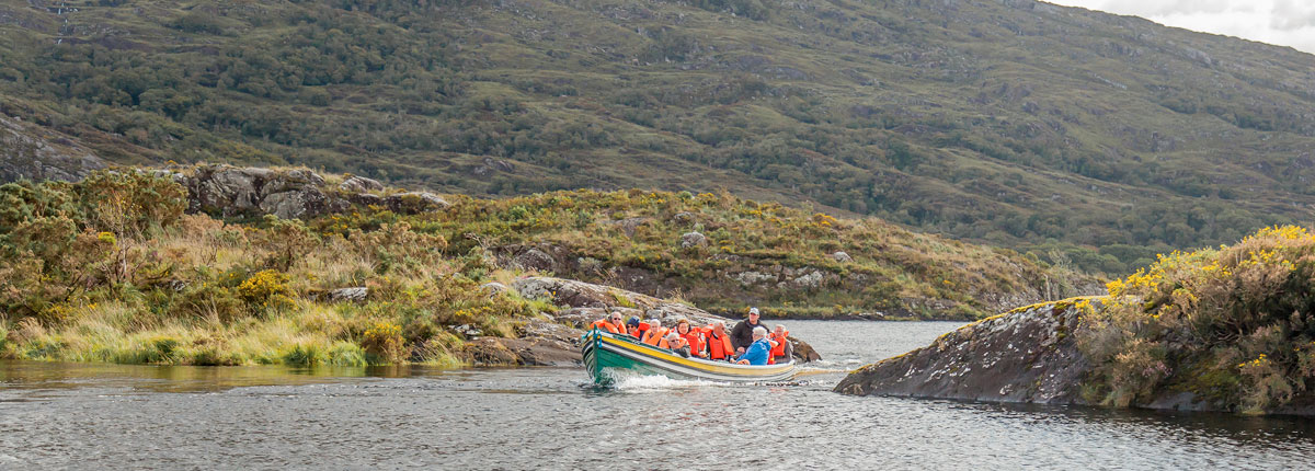 Killarney Boat Trips