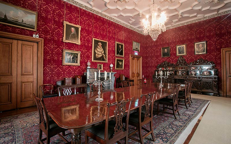 Dining Room Muckross House