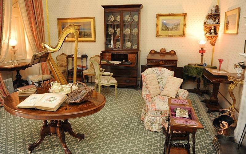 The Boudoir Muckross House
